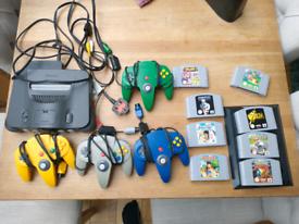 Nintendo 64 bundle (Top games bundle)