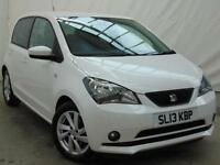 2013 SEAT Mii SPORT Petrol white Manual