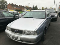 1999 VOLVO V70 2.5 AUTO 20v SE ESTATE (CHEAP PART EXCHANGE TO SELL) DRIVE WELL