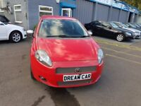 Fiat Punto 1.4 T-JET 120 SPORTING (red) 2009
