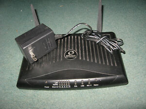 ADSL Modem Efficient Networks SpeedStream 6300 WiFi 060-F370-A14 West Island Greater Montréal image 1