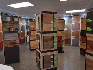 Flottant , vinyle , porcelaine ,bois franc à très bon prix . West Island Greater Montréal image 3