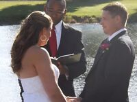 Experienced Wedding Officiant