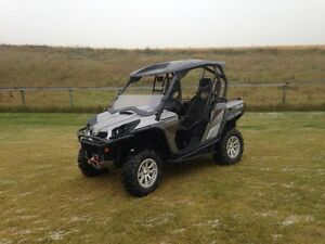 2012 can-am commander xl 1000 for trade