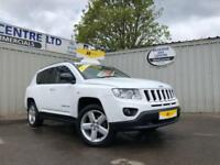 Jeep Compass 2.0 ( 154bhp ) ( 2WD ) 2011MY Limited