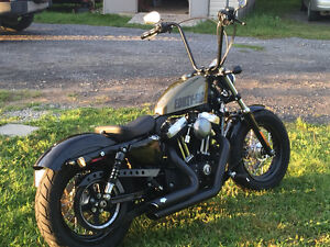 Harley Sportster forty eight 2013
