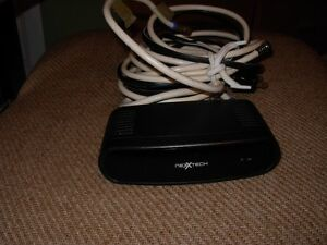 Two Video RF Modulators With Cables For Sale in Great Condition London Ontario image 2
