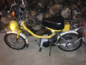 Mini moto Yamaha 50 cc