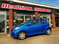 2009 59 TOYOTA AYGO 1.0 BLUE VVT-I 3D 67 BHP ~ CHEAP TO TAX, INSURE AND FUEL!!!