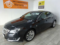 2014,Vauxhall/Insignia 2.0CDTi 163bhp eco Elite***BUY FOR ONLY £38 PER WEEK***
