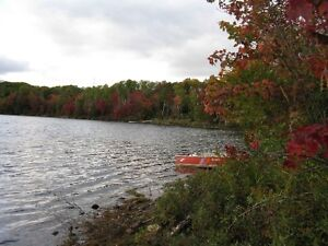 Waterfront Cottage Lot on Red Lake near Lake Lauzon BLIND RIVER
