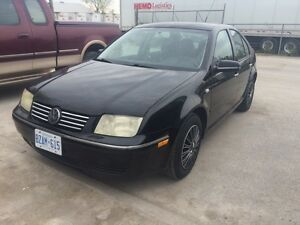 2002 Volkswagen Jetta GLS Sedan 2800 OBO (AS IS)