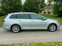 2013 Volkswagen Golf GT TDI BLUEMOTION TECHNOLOGY 1 FORMER OWNER*SAT NAV*FSH Est
