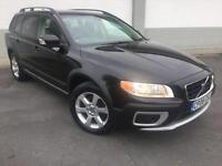 2008 08 Volvo XC70 2.4 geartronic D5 SE AWD ONLY 78K 6 SERVICE STAMPS 4X4