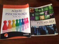 A level Psychology text books. Used