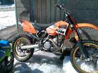 Want to trade my 04 ktm450sx for a truck!
