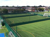 5 A side football - Players wanted in all positions Every Sunday 6pm to 7pm
