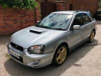 Subaru Impreza 2.0 WRX Turbo Wagon PPP, MOT MAY 2019, CAMBELT KIT DONE! SH.