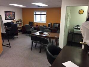 Very nice 825 sq.ft. Office directly on Northfield Drive!