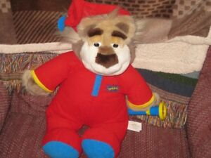 Bubba Bear Interactive toy  Vintage