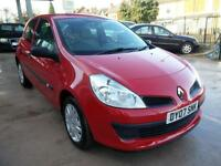 Renault Clio 1.6 VVT ( 111bhp ) Auto Automatic Expression