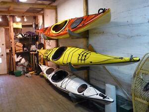 Just like new, Impex Mystic FG kayak, for smaller paddlers