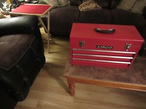 Red tool box for sale