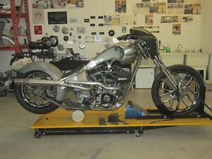 Custom Build 2048cc (125 cubic inch) Merch ProStreet Rigid