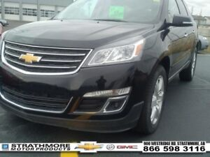 2017 Chevrolet Traverse LT-Heated Seats-Dual panel Sunroof-Remot