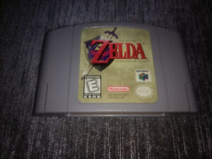 Ocarina Time N64 | Kijiji in Ontario  - Buy, Sell & Save with