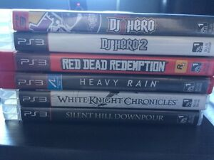 Assorted PS3 Games Kingston Kingston Area image 1