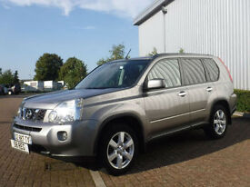 Nissan X-Trail 2.0 DCi Auto Left Hand Drive(LHD)