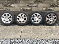 Audi A2 genuine 15 alloy wheels Vw polo etc Px for 17's