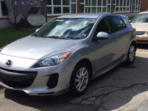 2013 Mazda Mazda3 Sport GS Sky Hatchback
