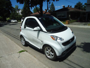 smart 2013 toit pano.gps,mags,8 roues 1 taxe