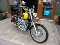 Harley-Davidson XL883 sportster 2002/02