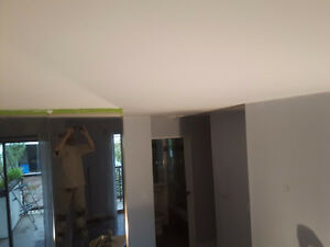 SMOOTHOUT  THAT TEXTURE (POPCORN) CEILING,  (ASBESTOS INCLUDED) Downtown-West End Greater Vancouver Area image 6