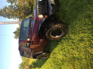 2007 Jeep Wrangler Reduced