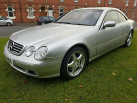 Mercedes-Benz CL500 5.0 auto PX Swap Anything Considered