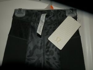LULULEMON NEW WITH TAGS-JUST BREATHE PANTS/LEGGINGS