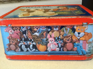 1984 GREMLINS METAL LUNCH BOX WITH THERMOS London Ontario image 4