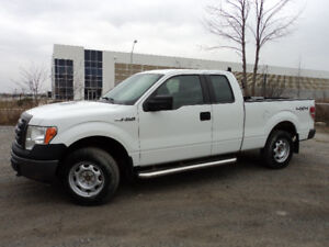 2011 Ford F-150 XL 4X4 TOW PACKAGE Pickup Truck