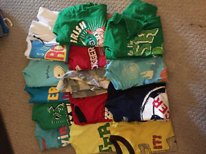 Boys size 4T t shirts