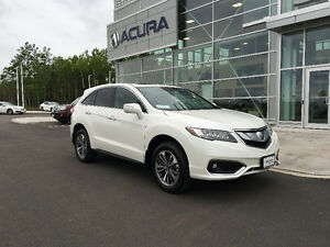 2017 Acura RDX Elite SUV, Crossover (lease takeover)