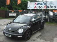 2001 VOLKSWAGEN BEETLE 1.6L FULL SERVICE HISTORY IN FANTASTIC CONDITION