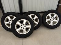 Firestone Winter force snow tires