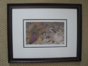 "Framed LE print ""After The Rain"" by Terrence Andrews"