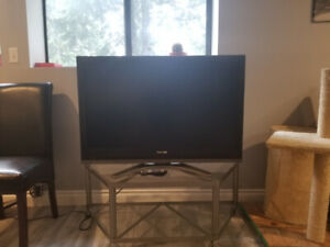 40 inch Toshiba TV and stand
