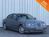 Jaguar S-TYPE 2.7D V6 Sport- XS BODY KIT, 6 SPEED MANUAL, PART X WELCOME