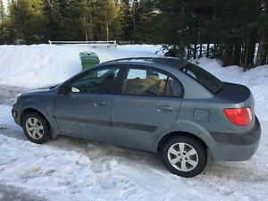 2009 Kia Rio Base Berline